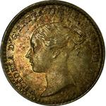 United Kingdom / Penny 1871 (Maundy) - obverse photo