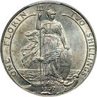 Florin 1907: Photo Great Britain 1907 florin