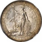 United Kingdom / One Dollar 1904 - obverse photo