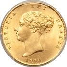 Half Sovereign 1856: Photo Great Britain 1856 1/2 sovereign
