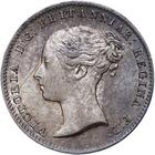 Threepence 1838 (Circulating): Photo Great Britain 1838 3 pence
