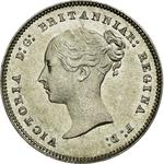 United Kingdom / Fourpence 1883 (Maundy) - obverse photo
