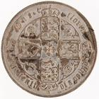 Florin 1864: Photo Silver florin, Great Britain