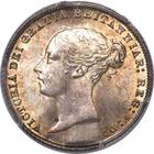 Sixpence 1860: Photo Great Britain 1860 6 pence