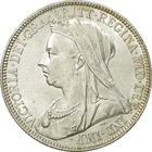 United Kingdom / Florin 1897 - obverse photo