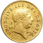United Kingdom / Half Guinea 1809 - obverse photo