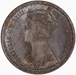 Florin 1887 Gothic: Photo Coin - Florin, Queen Victoria, Great Britain, 1887