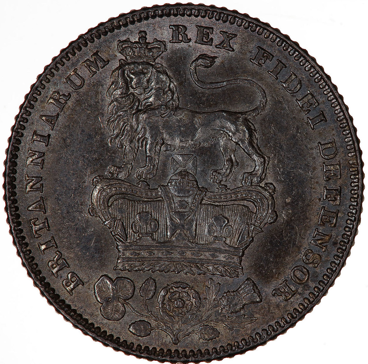 Sixpence: Photo Coin - Sixpence, George IV, Great Britain, 1829