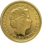 United Kingdom / Gold Tenth-Ounce 2014 Britannia (Proof) - obverse photo