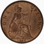 United Kingdom / Penny 1896 - reverse photo