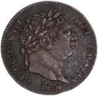 Twopence 1818 (Circulating): Photo Coin - Twopence, George III, Great Britain, 1818