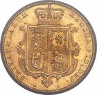 United Kingdom / Half Sovereign 1885 - reverse photo