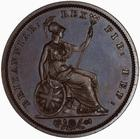 United Kingdom / Penny 1831 - reverse photo