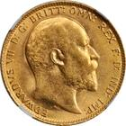 United Kingdom / Sovereign 1905 - obverse photo
