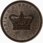 United Kingdom / Twopence 1859 (Pattern) - obverse photo