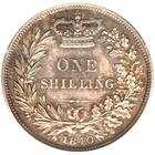 Shilling 1840: Photo Great Britain 1840 shilling