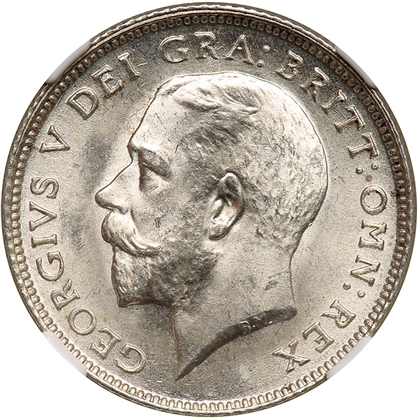 Sixpence 1923: Photo Great Britain 1923 6 pence