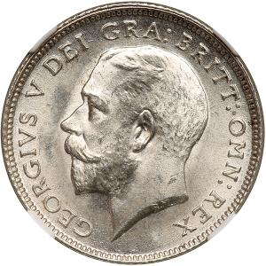 United Kingdom / Sixpence 1923 - obverse photo