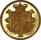 Sovereign 1831: Photo Great Britain 1831 sovereign