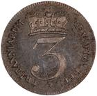 United Kingdom / Threepence 1818 (Maundy) - reverse photo