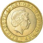 United Kingdom / Two Pounds 2004 Technology - obverse photo