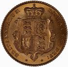 United Kingdom / Half Sovereign 1842 - reverse photo