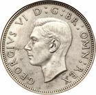 United Kingdom / Two Shillings (Florin) 1937 - obverse photo