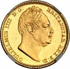 Half Sovereign 1834: Photo Great Britain 1834 1/2 sovereign