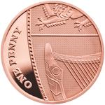 United Kingdom / One Penny 2020 - reverse photo
