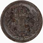 Penny 1932 (Maundy): Photo Coin - Penny (Maundy), George V, Great Britain, 1932