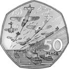 United Kingdom / Fifty Pence 2009 D-Day (NCLT) - reverse photo