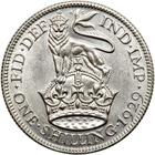 Shilling 1929: Photo Great Britain 1929 shilling