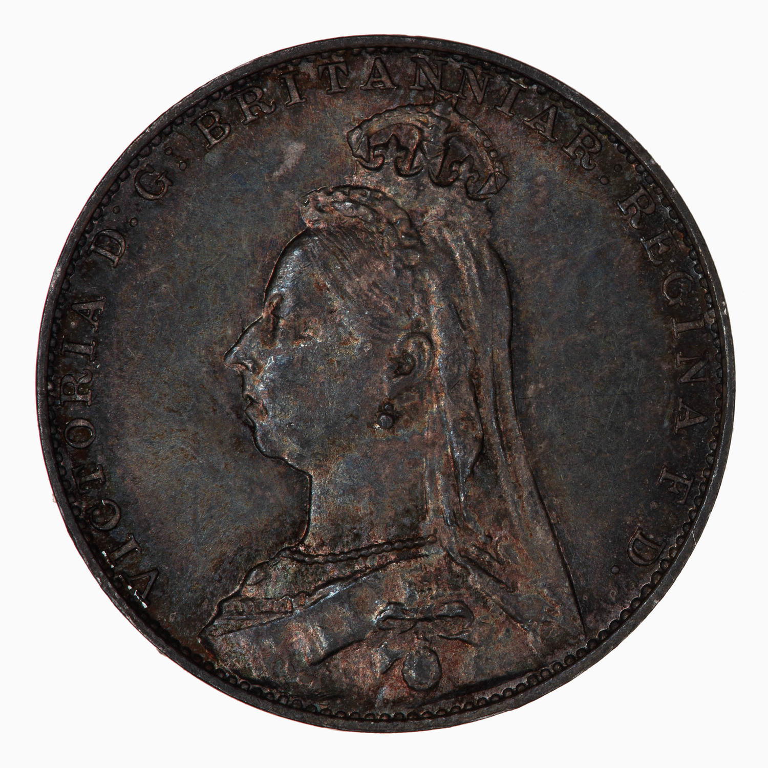 Maundy Fourpence (Pre-decimal): Photo Coin - Groat (Maundy), Queen Victoria, Great Britain, 1892