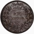 Sixpence 1844: Photo Coin - Sixpence, Queen Victoria, Great Britain, 1844