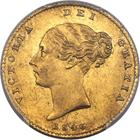 Half Sovereign 1846: Photo Great Britain 1846 1/2 sovereign
