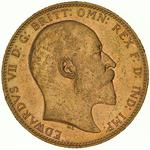 United Kingdom / Sovereign 1903 - obverse photo