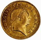 Half Guinea 1813: Photo Coin - Half-Guinea, George III, Great Britain, 1813
