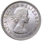 United Kingdom / Two Shillings (Florin) 1955 - obverse photo