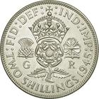United Kingdom / Two Shillings (Florin) 1945 - reverse photo
