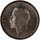 Threepence 1928 (Circulating): Photo Coin - Threepence, George V, Great Britain, 1928