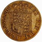 United Kingdom / Half Sovereign 1818 - reverse photo