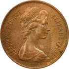 United Kingdom / Two Pence 1977 - obverse photo