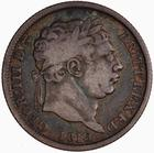 Shilling 1819: Photo Coin - Shilling, George III, Great Britain, 1819