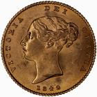 United Kingdom / Half Sovereign 1842 - obverse photo