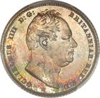 Sixpence 1831: Photo Great Britain 1831 6 pence