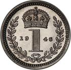 United Kingdom / Penny 1946 (Maundy) - reverse photo