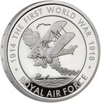 United Kingdom / Five Pounds 2018 Royal Air Force - reverse photo
