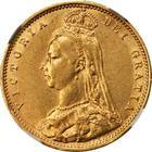 Half Sovereign 1892: Photo Great Britain 1892 1/2 sovereign