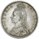 United Kingdom / Florin 1891 - obverse photo