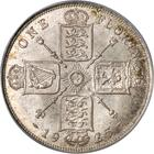 Florin 1925: Photo Great Britain 1925 florin